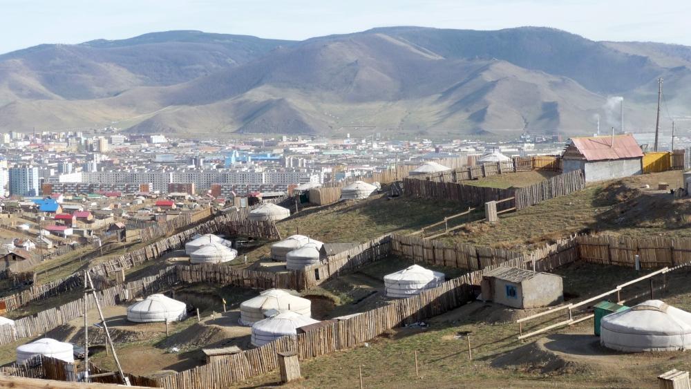 Visit To Alacgac Ulanbaatar Mongolia 26 May 2010